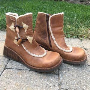 DESTROY vintage boots